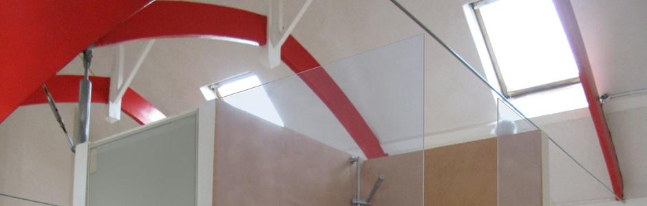 loft-zolder in Haarlem
